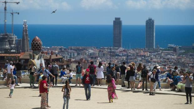 Hemeroteca: Barcelona y Madrid, los destinos urbanos más competitivos en turismo   Autor del artículo: Finanzas.com