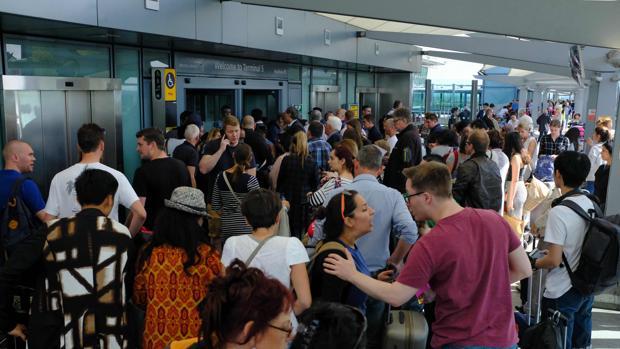 British Airways cancela hasta este domingo todos sus vuelos desde Londres