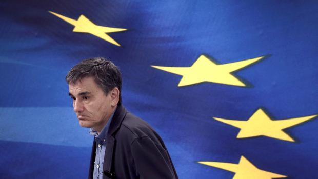 Euclid Tsakalotos, ministro griego de Finanzas