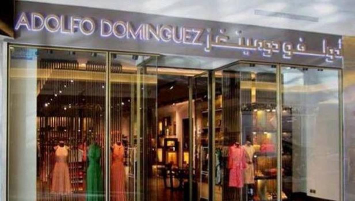 Adolfo dom nguez indemniz con euros al anterior for Tiendas adolfo dominguez valencia
