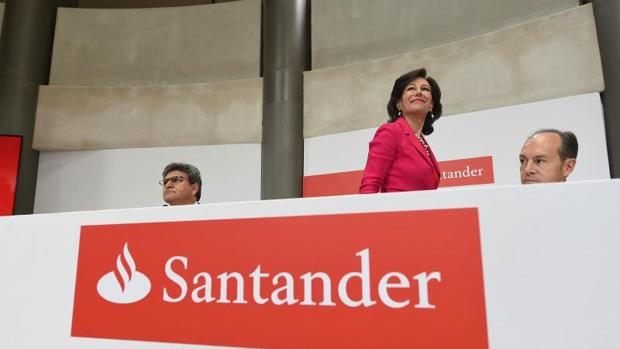 Bankia encabeza las subidas del ibex tras el anuncio de la for Localizador de sucursales santander