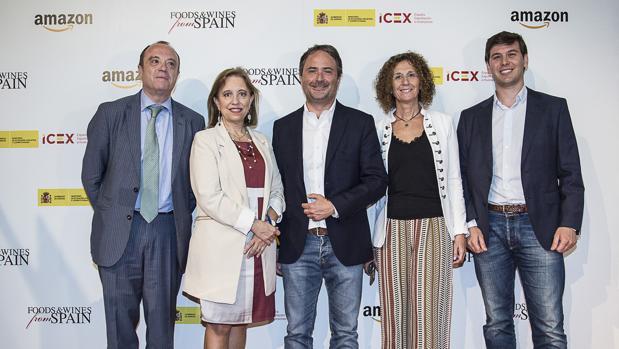 Presentación de la alianza entre Amazon y el ICEX