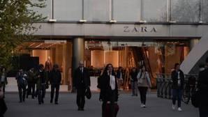 Nueva tienda de Zara en Madrid