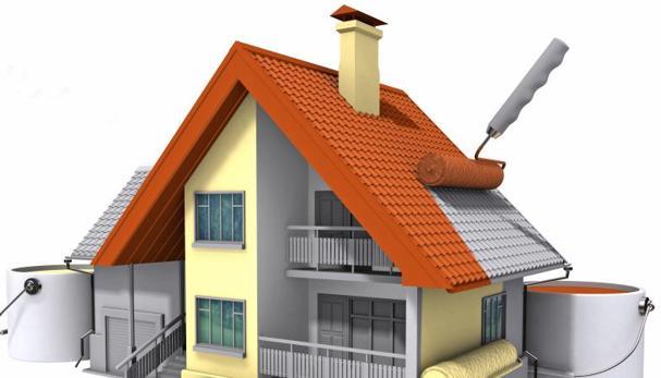 Las obras en casa ya no deducen excepto para los casos incluidos en el régimen transitorio