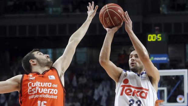 La final entre el Valencia Basket y el Real Madrid se ha podido ver en todo el mundo