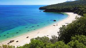 Playa de Galapinhos