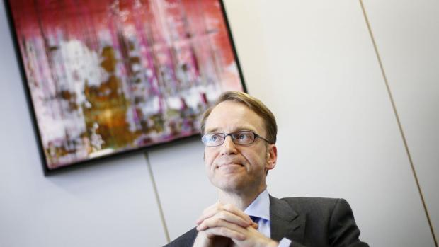 Jeins Weidmann, presidente del Bundesbank