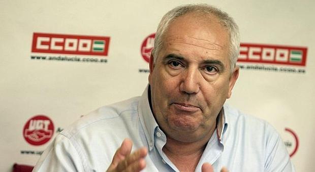 Francisco Carbonero, ex secretario general de CC.OO. en Andalucía