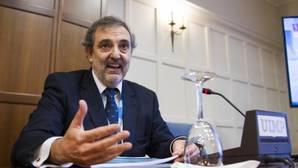 Luis Miguel Gilpérez López, presidente de Telefónica España