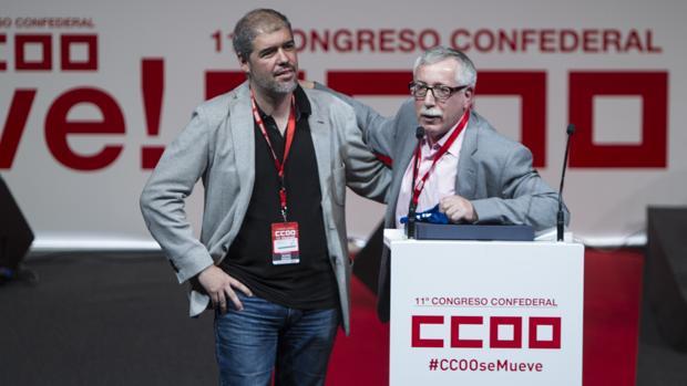 Unai Sordo sustituyó el pasado sábado a Fernández Toxo al frente del sindicato