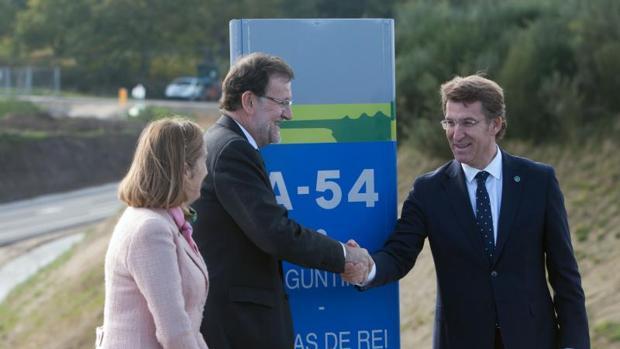 Hemeroteca: Rajoy presenta un plan de carreteras para invertir 5.000 millones de euros   Autor del artículo: Finanzas.com