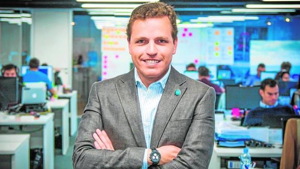 Javier Figarola ha digitalizado un negocio al que su familia lleva dedicándose dese hace décadas