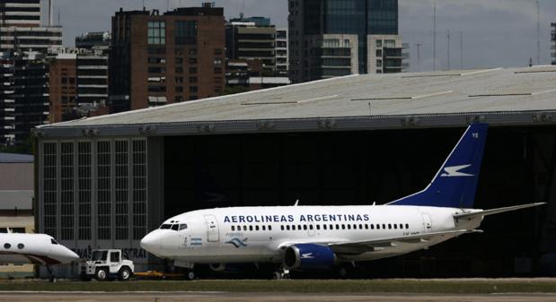 La aerolínas, junto con la petrolera YPF, eran dos de los símbolos del nacionalismo argentino