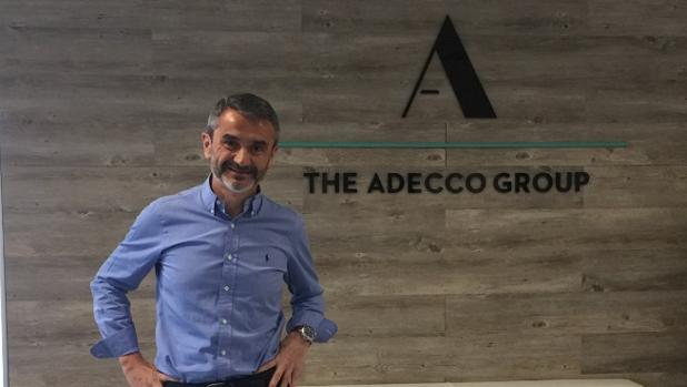 Enrique Sánchez, presidente de Adecco España