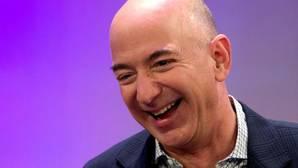 El presidente de Amazon, Jeff Bezos