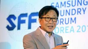 Jung, vicepresidente de Samsung
