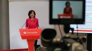 Banco Santander anunció que compensará con 980 millones de euros a algunos accionistas minoritarios afectados