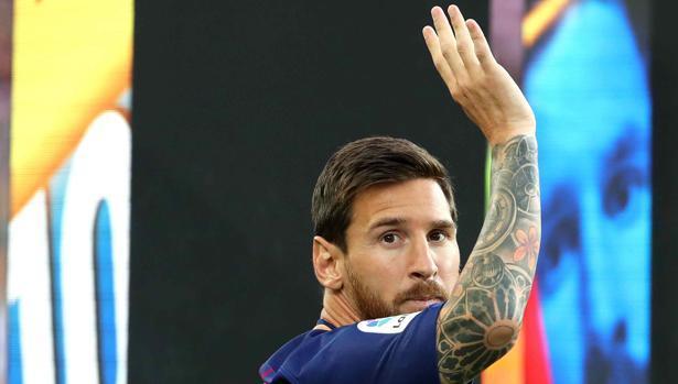 El futbolista argentino es catalogado como el jefe ideal por el 13% de los niños