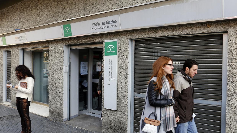 El desempleo la asignatura pendiente de los 28 tras la for Oficina de paro madrid