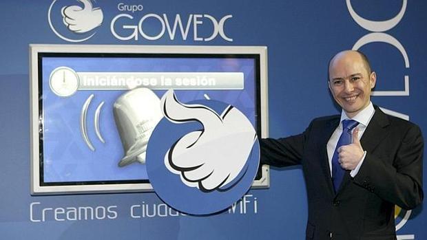 El fundador de Gowex, Jenaro García