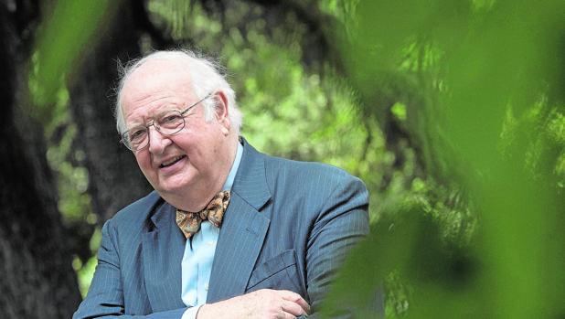 El Premio Nobel Angus Deaton, durante su entrevista con ABC