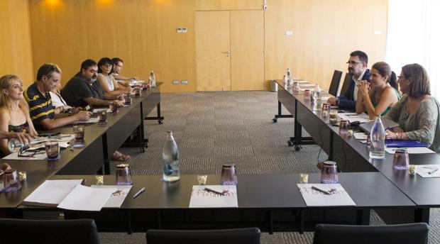Reunión entre el comité de huelga y la empresa este jueves