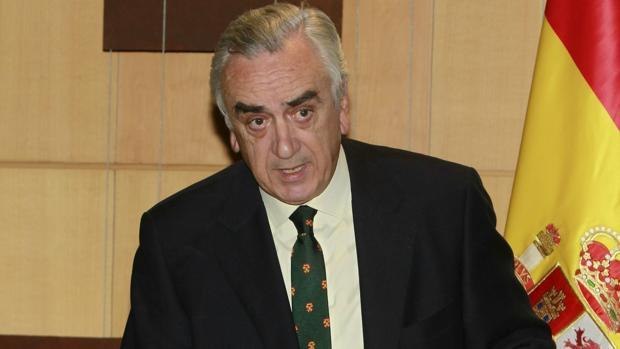 El actual presidente del CES, Marcos Peña