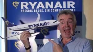 Consejero delegado de Ryanair, Michael O'Leary