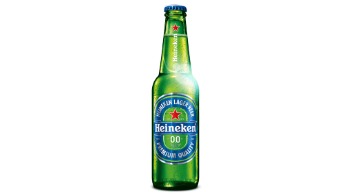 Nueva botella de Heineken 0,0