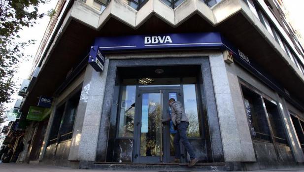 Bbva confirma el inter s de scotiabank en comprar su for Oficinas bbva vigo