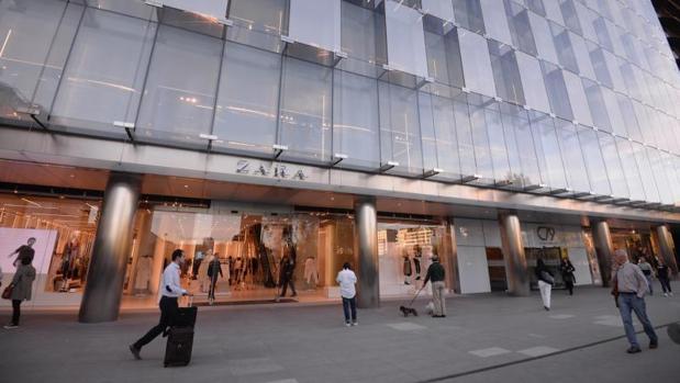 Zara es la última gran compañía en incorporar a su oferta un servicio ultrarrápido de entrega