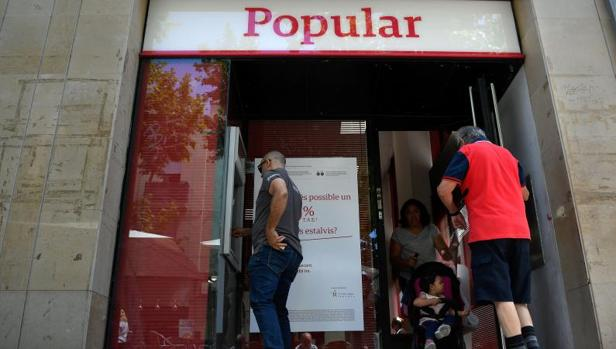Surcursal del Banco Popular