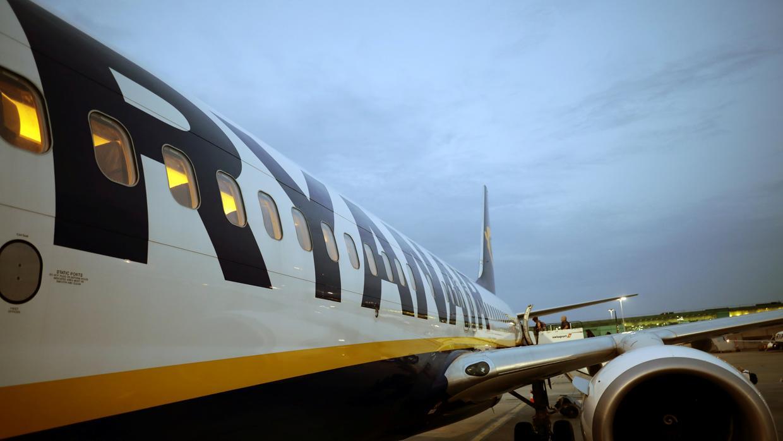 Busca si tu vuelo con Ryanair ha sido cancelado