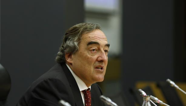 Juan Rosell, presidente de CEOE