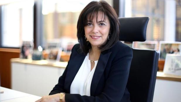 García también es la presidenta de Siemens España