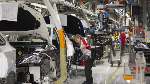 Fábrica de SEAT en Martorell