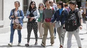 Los carteristas disfrazados de turistas atacan de nuevo