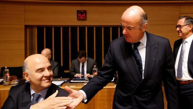 Hemeroteca: De Guindos asegura que el Gobierno tiene el apoyo de la Unión Europea   Autor del artículo: Finanzas.com