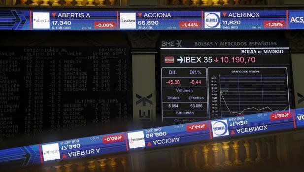 Imagen del Ibex 35
