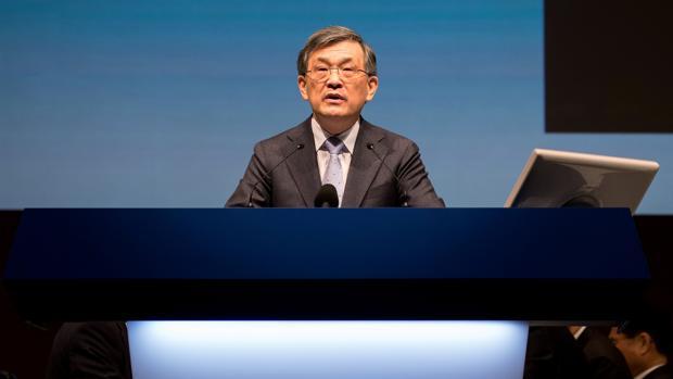 El consejero delegado y vicepresidente de Samsung Electronics, Kwon Oh-hyun