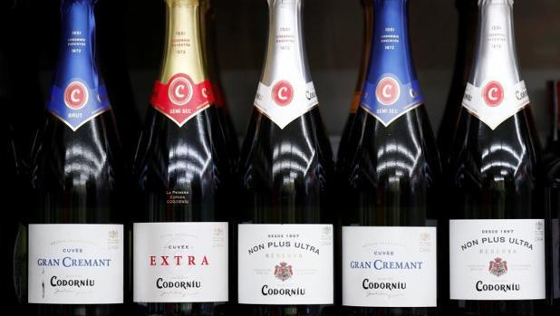 Codorníu anunció ayer su traslado de Cataluña a La Rioja