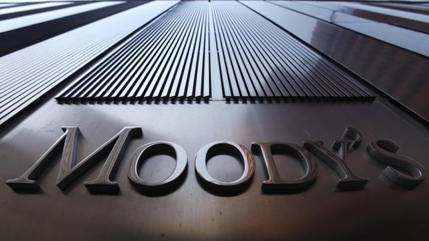 Fachada del edificio de Moody's