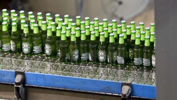 Fábrica de Heineken en la localidad madrileña de San Sebastián de los Reyes
