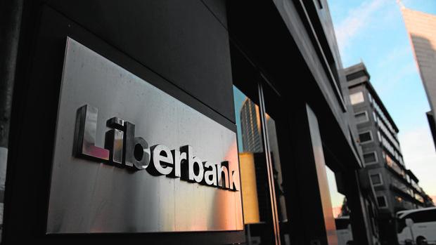 Sede de Liberbank en la carrera de San Jerónimo de Madrid