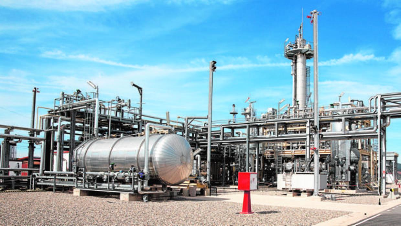 Espa a comienza a extraer gas natural veinte a os despu s for Oficina de gas natural en sevilla