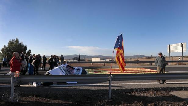 Jornada de huelga en Cataluña