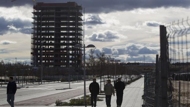 Crece un 80% el interés de empresas catalanas por instalarse en Valdebebas