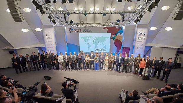 Presentación del «Corredor Franco del Atlántico»