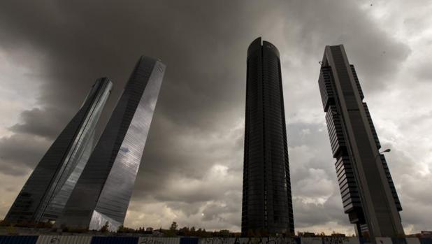 Pontegadea utilizará la sociedad Torre Norte Castellana, la dueña de la torre que compró el año pasado