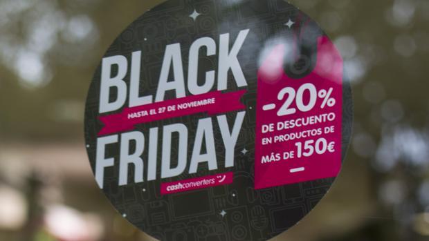 A España el «Black Friday» no llegó hasta 2012